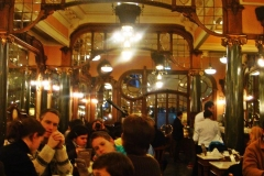 Cafe Majestic, Rua Santa Catarina.